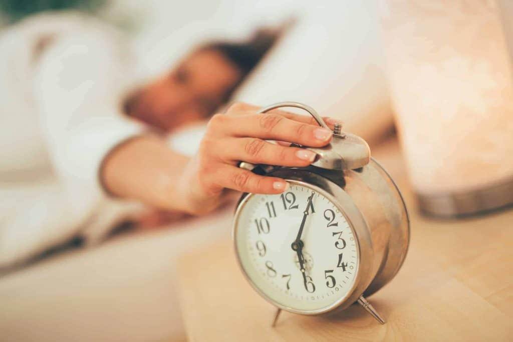 Quantité de sommeil