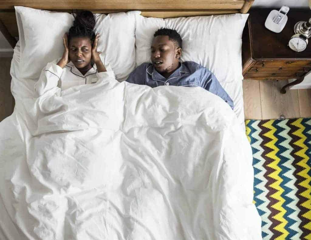 les symptômes de la somniloquie