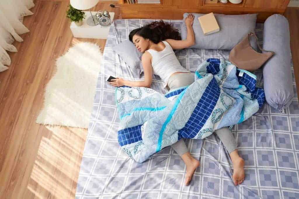 Dormir sur le ventre