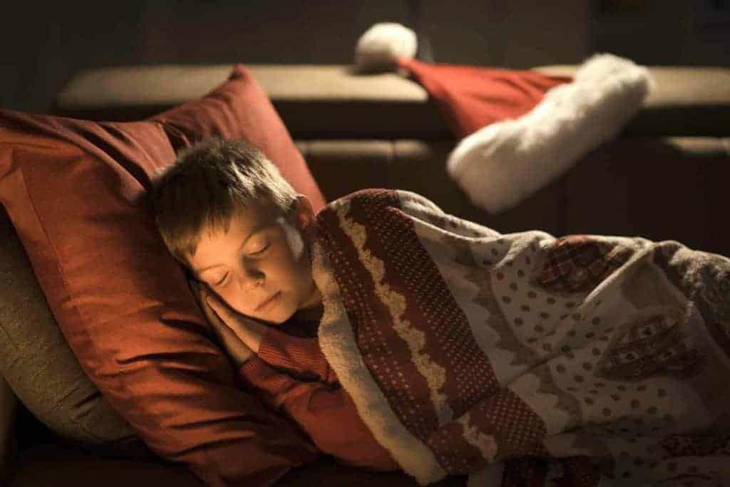 quantité de sommeil profond et léger  pour les enfants