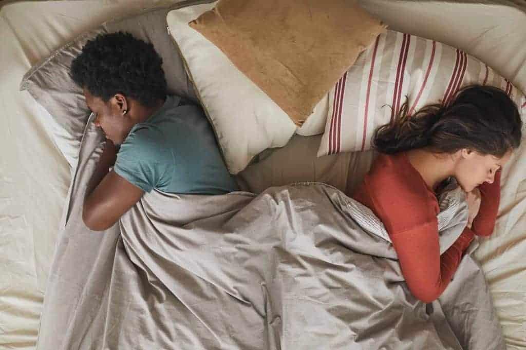 la meilleure position de sommeil