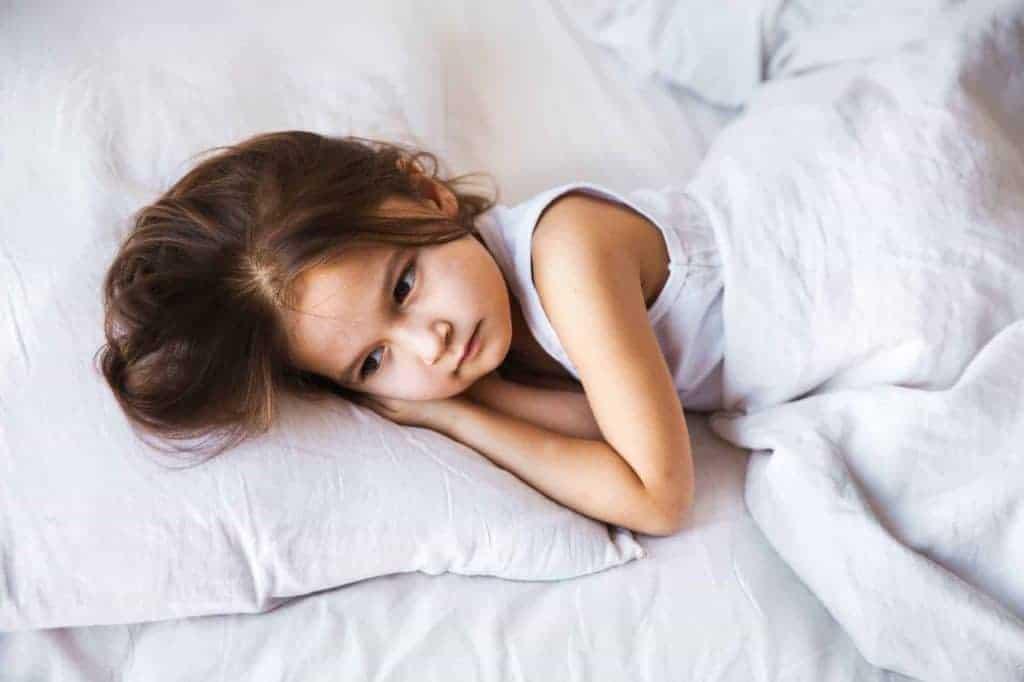 troubles du sommeil dont peut souffrir un enfant