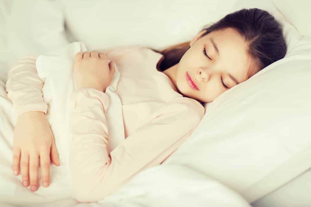 un problème de sommeil