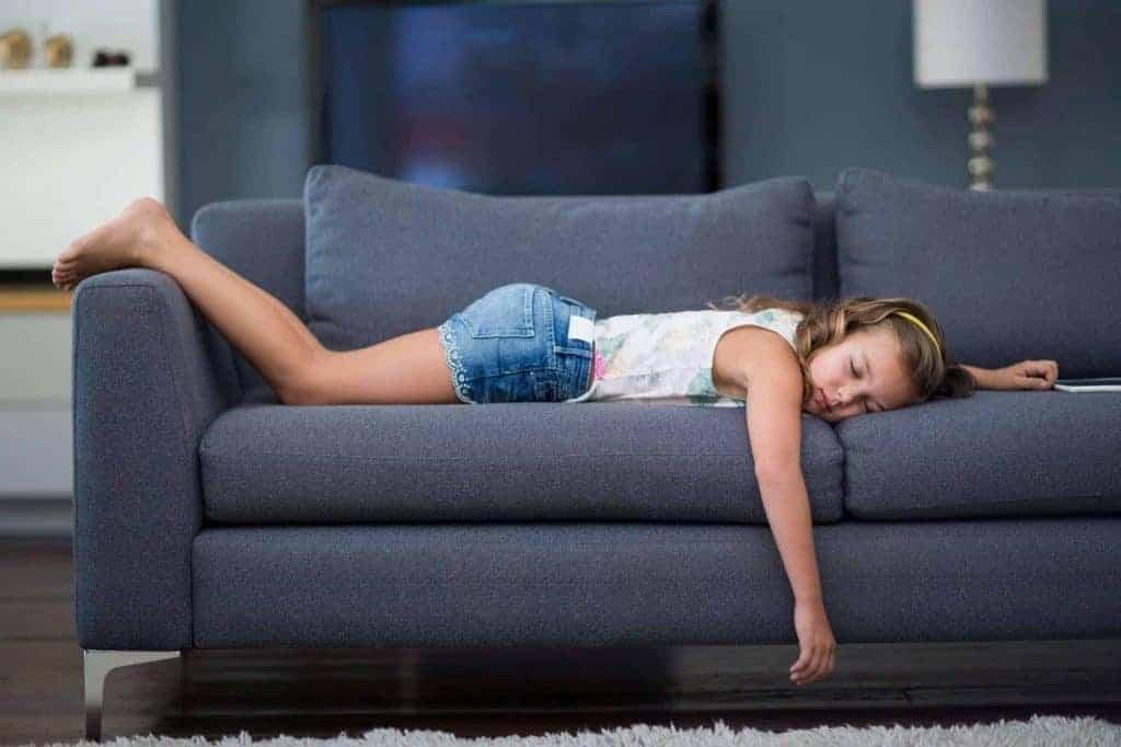 Les adolescents et le sommeil