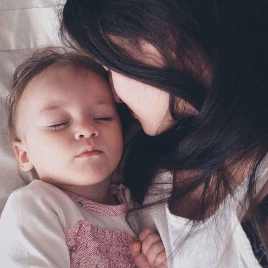 Dormez quand votre bébé dort