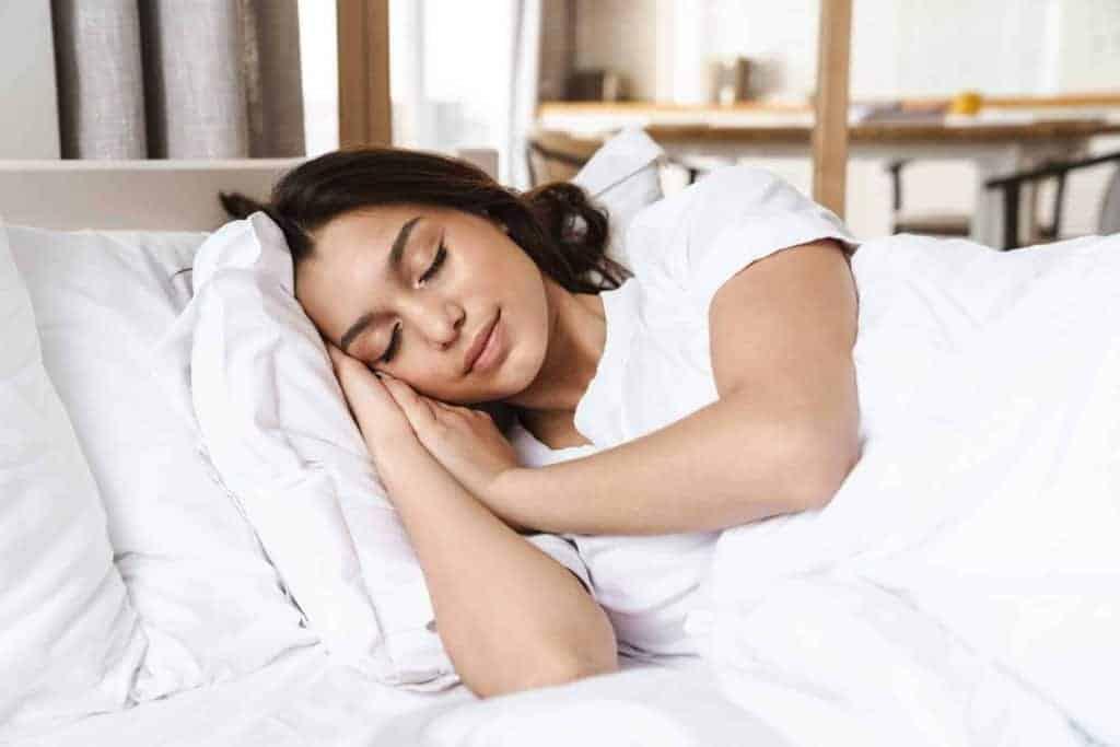 dormir plus profondément