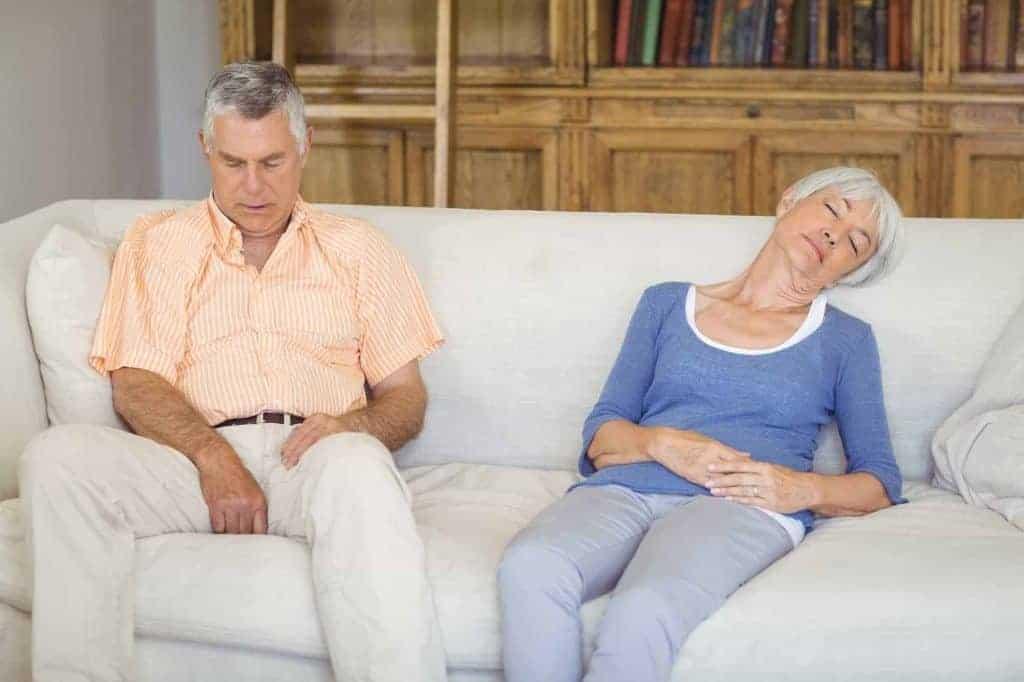 Parasomnie, sommeil lent, plus souvent, troubles