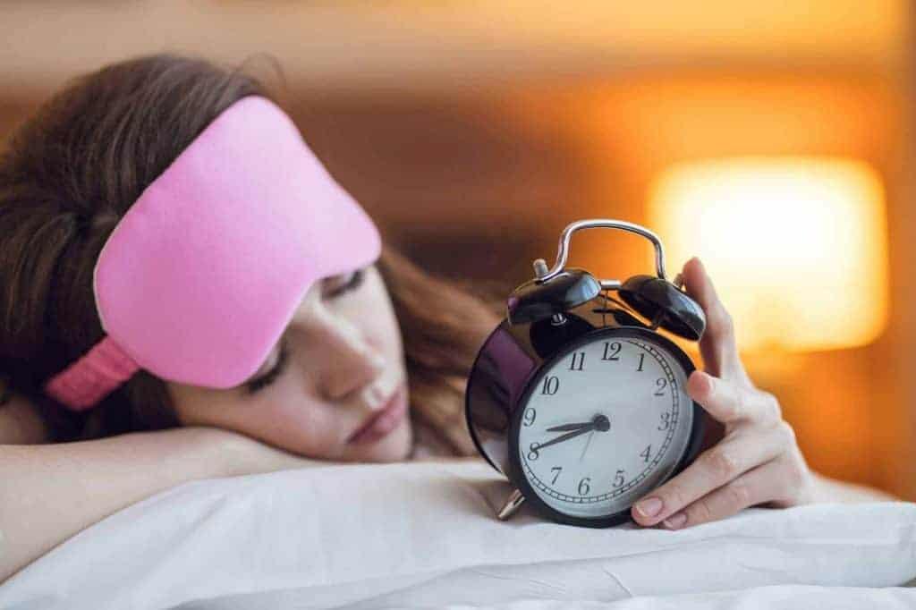 troubles du rythme circadien